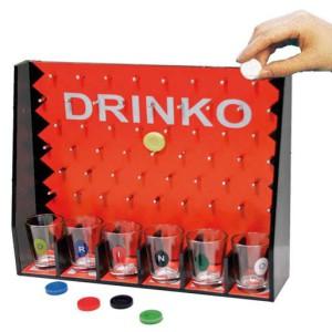 Алкогольная игра Дринко