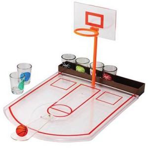 Алкогольный баскетбол