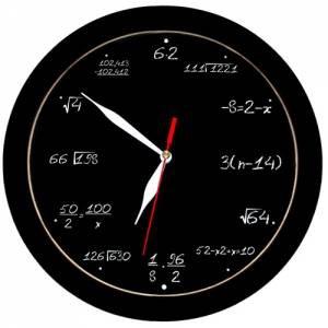Античасы Забавная Математика Стеклянные
