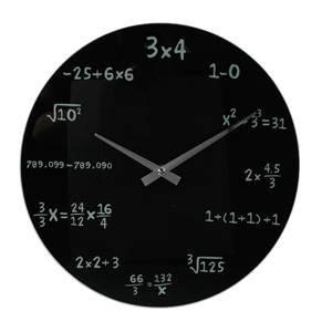 Часы гения настенные