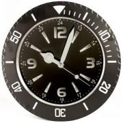 Часы командирские черные