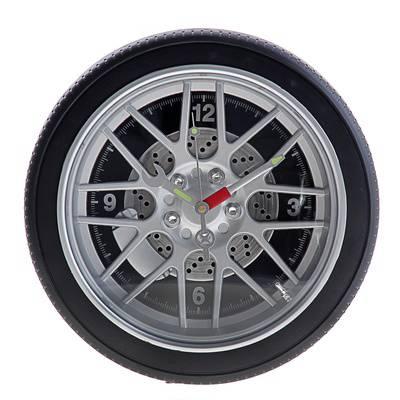 Часы настенные колесо