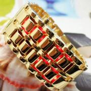 """Часы """"Самурай"""" Iron Samurai gold"""