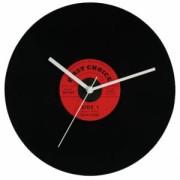 Часы виниловая пластинка
