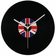 Часы виниловая пластинка. Британия