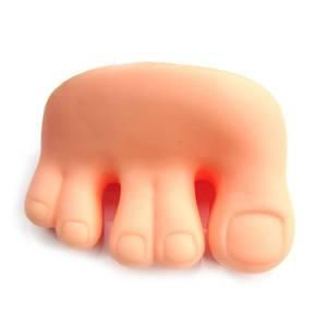 Держатель для зубных щеток нога