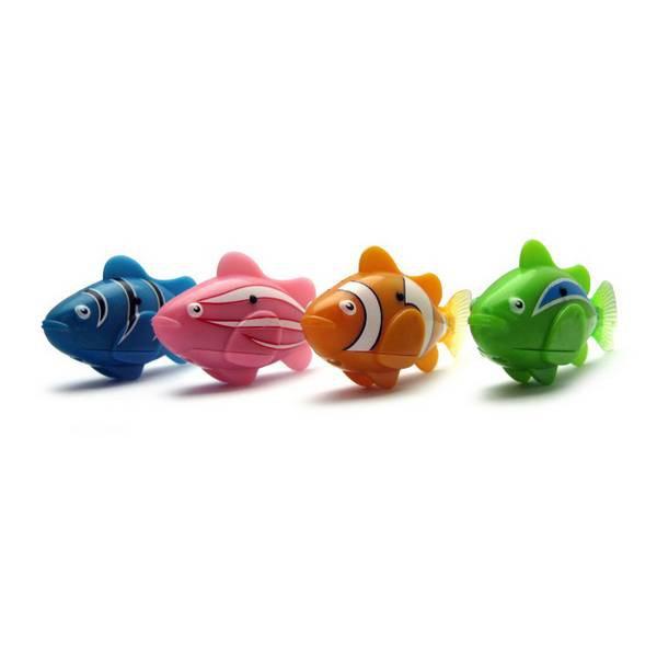 Электронная рыбка робот (плаваетвводе) Robo Fish