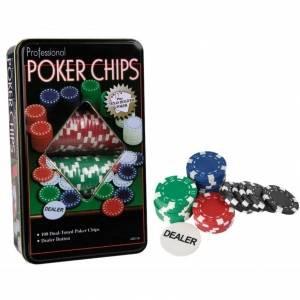 Фишки для покера + сукно