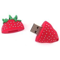 Флешка USB клубника 8 Гб