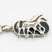 Флешка ювелирная Лошадь 8Gb