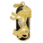 Флешка ювелирная Знак зодиака Лев 8Gb