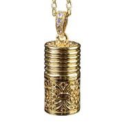 Флешка ювелирная Золотое украшение 8Gb
