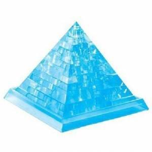"""Головоломка 3D пазл Пирамида сияя  """"Сrystal puzzle"""""""