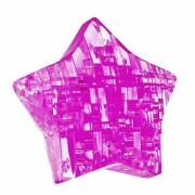 """Головоломка 3D Сердце розовое  """"Сrystal puzzle"""""""