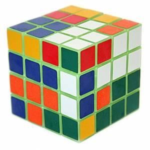 Головоломка Кубик Рубика 4х4 светящийся в темноте