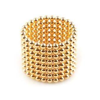 Головоломка NeoCube — мини 6мм 216 сфер (Нео куб) золото   Магазин ... f0a55ddede9