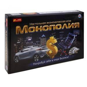 Игра настольная Монополия