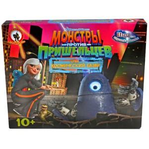"""Игра настольная """"Монстры против пришельцев - Космический базар"""""""