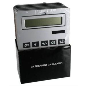 Калькулятор Гигантский формат А4