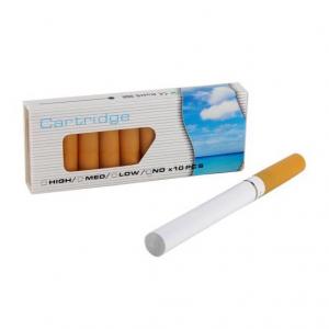 Картриджи-фильтры E-cigarette 10 шт.
