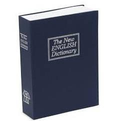 Книга сейф Английский словарь Гигант Синяя