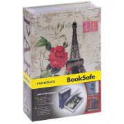 Книга сейф Париж