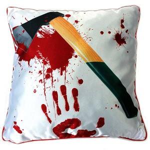 Кровавая подушка