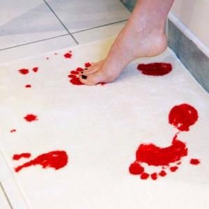 Кровавый коврик
