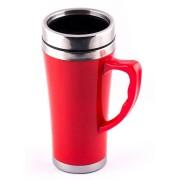 Кружка-термос 3 красная