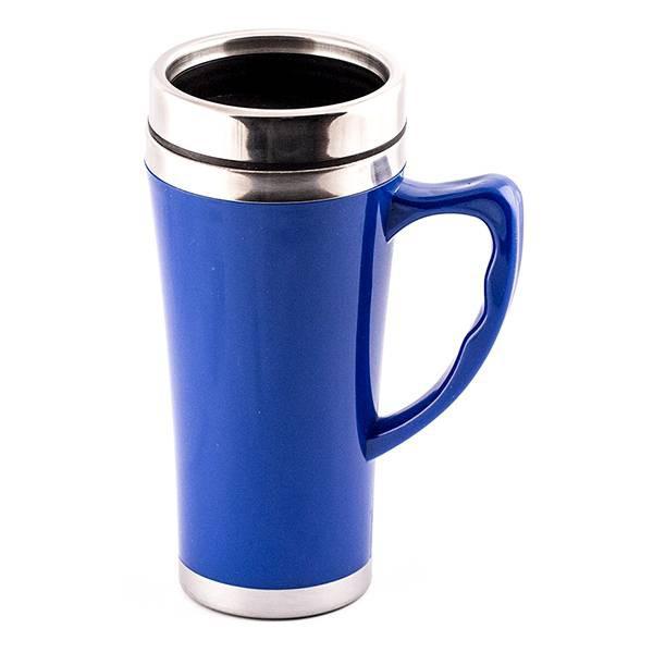Кружка-термос 3 синяя