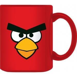 Кружка Angry birds красная птица