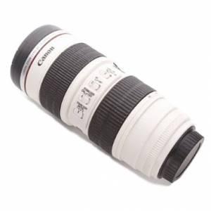 Кружка объектив термо Canon белая KD-M09