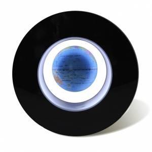 Левитирующий глобус большой с подсветкой