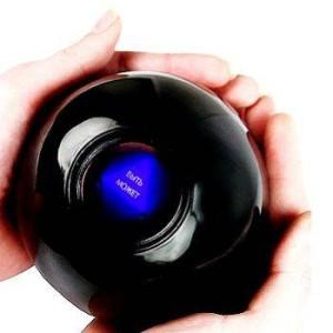 """Магический шар ответов """"Оракул """" для принятия решений"""
