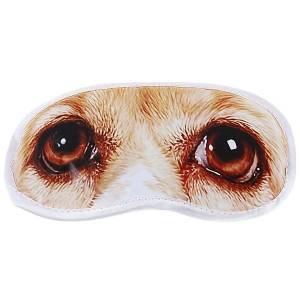 Маска для сна Собака