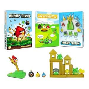 Музыкальная настольная игра Angry Birds
