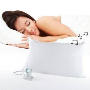 Музыкальная подушка большая