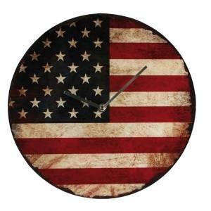 Настенные часы США