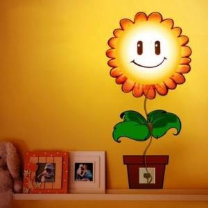 Ночник детский Цветок