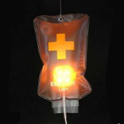 Ночник светильник капельница