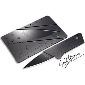 Нож в бумажник cardsharp
