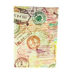 Обложка для паспорта 1214