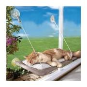 Оконная кровать для кота