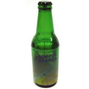 Открывалка для бутылок в виде бутылки