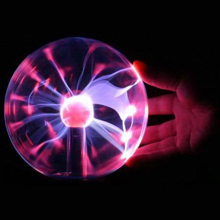 Плазма-шар 10 см