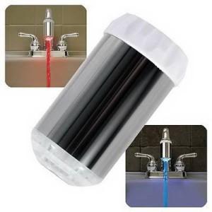 Подсветка для водопроводного крана