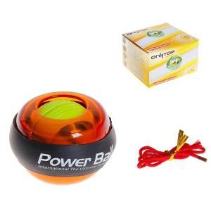 Powerball ball simple
