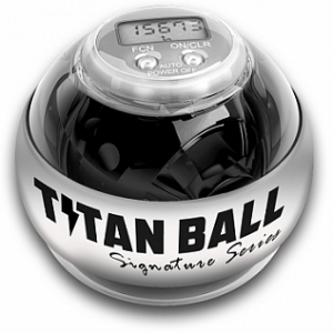 Powerball titan ball signature с подсветкой без счётчика