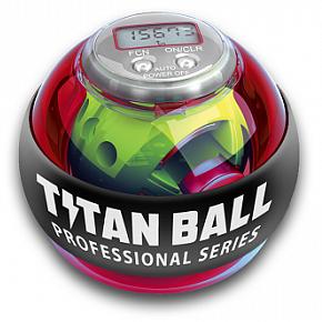 Powerball Titan Ball со счётчиком оранжевый