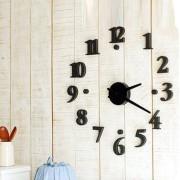 Самоклеящиеся настенные часы